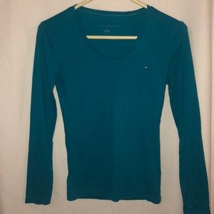 Tommy Hilfiger long sleeved top